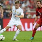 Toni Kroos a câştigat 4 din 5 finale de Champions League în care a fost titular