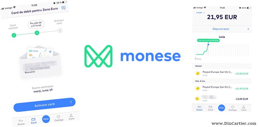 totul despre Monese