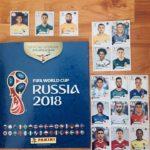 Panini stickers FIFA World Cup în România