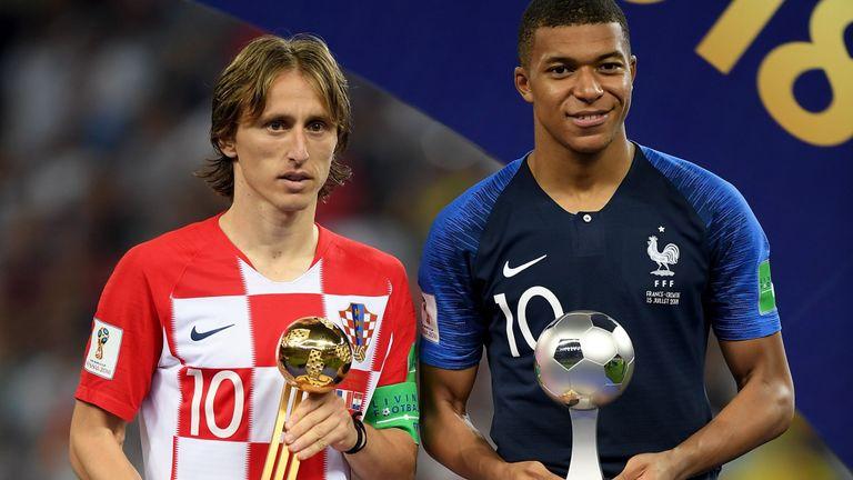 Franta si Croatia la Mondiale