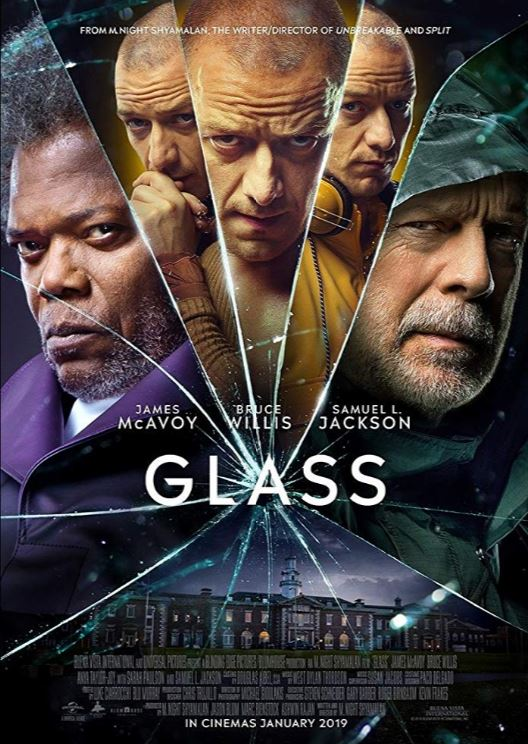 James McAvoy isi schimba personalitatile rapid in Glass