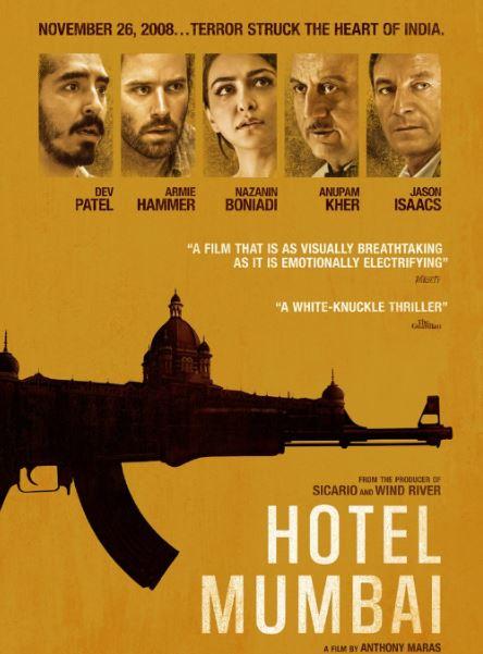 Poster nou Hotel Mumbai