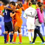 Stiri de la Campionatul Mondial de fotbal feminin