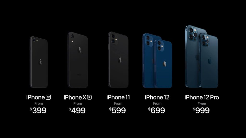 iPhone 12 pret